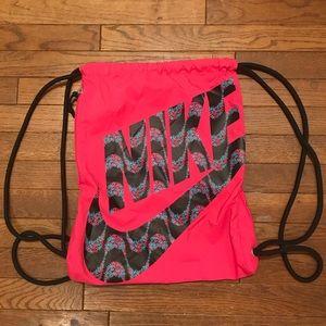 Nike Bags - nike drawstring bag